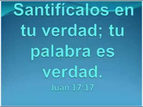 Juan 17 17