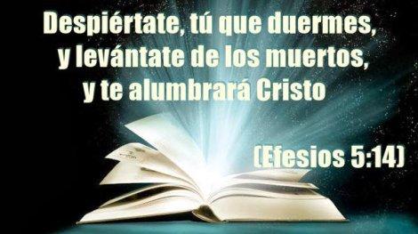 efesios 5 14